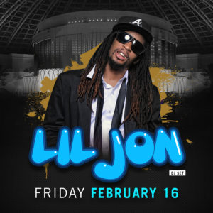 TIckets to Lil Jon in Cove Manila on February 16